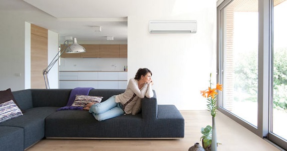 home-split system air conditioner